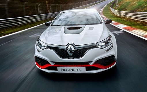 ▲Renault Megane R.S. Trophy-R Record Breaking version(圖/翻攝網路)