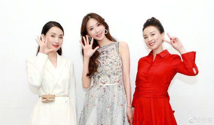 張庭,林志玲,林瑞陽,陶虹,羅志祥/翻攝自微博