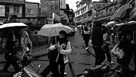 台北街頭。(示意圖/翻攝自pixabay)