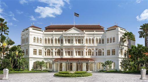 ▲萊佛士酒店重新開幕(圖/新加坡萊佛士酒店提供)