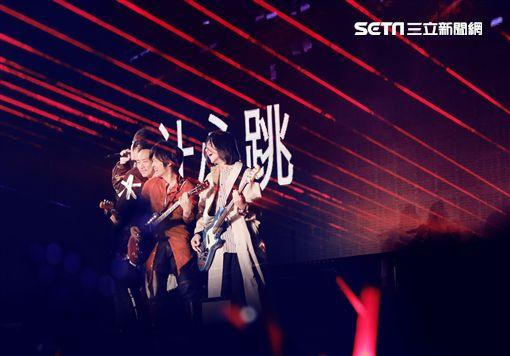 五月天上海演唱會,嘉賓王力宏/相信音樂提供