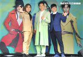 5566 2020高雄小巨蛋演唱會起跑。(記者邱榮吉/攝影)
