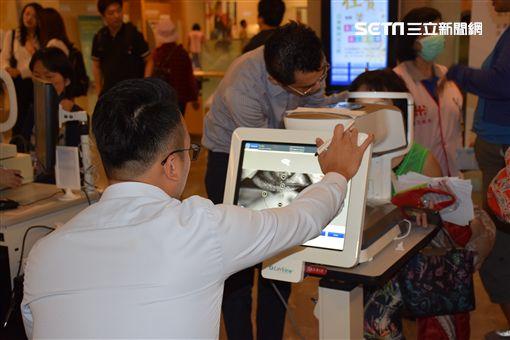 亞東醫院,角膜科,蔡紫筠,3C產品,乾眼症 圖/亞東醫院提供
