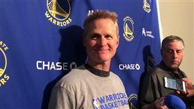 NBA/遭屠殺2場 柯爾曝2大關鍵 NBA,金州勇士,Steve Kerr 翻攝自推特