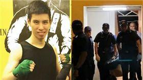 22歲拳擊手吳立恩殺母 外婆目睹遭亂拳打死(組圖/翻攝自Shin Min Daily News 新明日報、臉書)