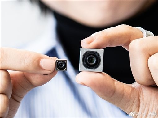 1億畫素,手機,小米CC9 Pro,小米,五顆鏡頭圖/翻攝自微博、快科技