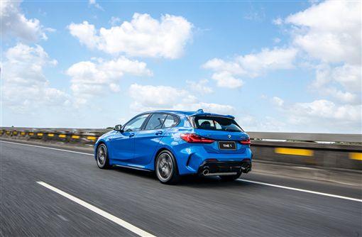 ▲全新世代BMW 1系列。(圖/BMW提供)