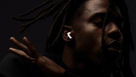 蘋果,Apple,降噪,AirPods Pro,耳機, iPhone 11,發表,外型, 圖/翻攝自蘋果官網