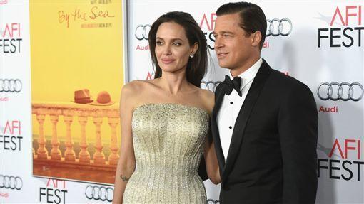 安潔莉娜裘莉(Angelina Jolie) (圖/翻攝自推特)