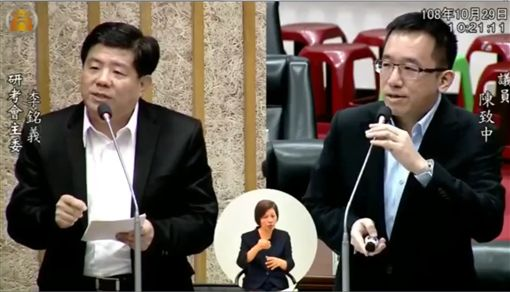 韓國瑜,陳致中,市長,罷免,總統