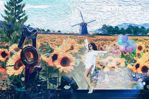 莫文蔚時隔3年再登澳洲舞台絕色巡演雪梨開唱莫家寶貝工作室提供