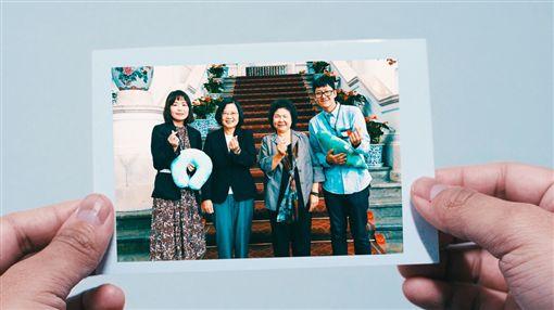 韓國攝影師Kim Ju Hyeok (金周奕)入住總統府體驗台灣日常生活,紀錄片驚豔上線。▲(圖/文總提供)