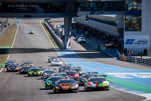 ▲Lamborghini Super Trofeo Asia亞洲挑戰賽。(圖/Lamborghini提供)