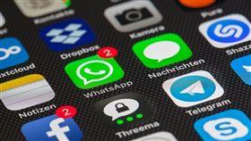 通訊軟體WhatsApp 29日控告以色列間諜軟體公司協助20國政府大肆侵駭4大洲約1400名用戶電話。(圖/翻攝自Pixabay圖庫)