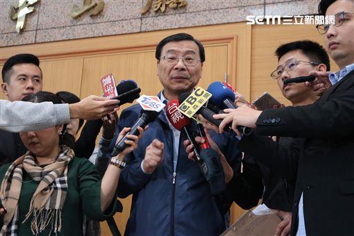 國民黨中常委、國民黨團總召曾銘宗 記者李依璇攝影