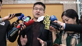 國民黨台北市議員、中常委徐弘庭 記者李依璇攝影
