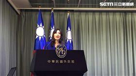 ▲外交部副發言人歐江安。(圖/記者林仕祥攝)