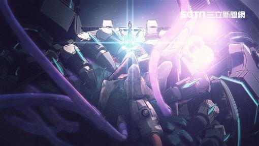 威視電影提供 《重甲機神:神降臨》