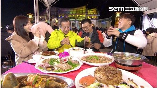 寒士尾牙 台灣人尊重與平等的尾牙宴