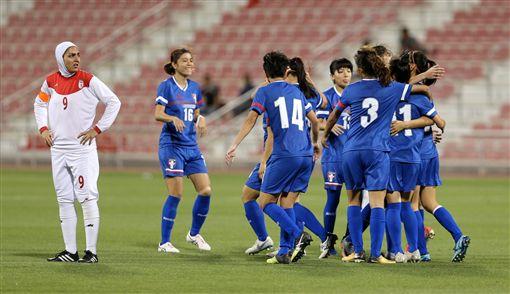 ▲中華女足遞補進入東亞錦標賽4強決賽。(圖/足協提供)