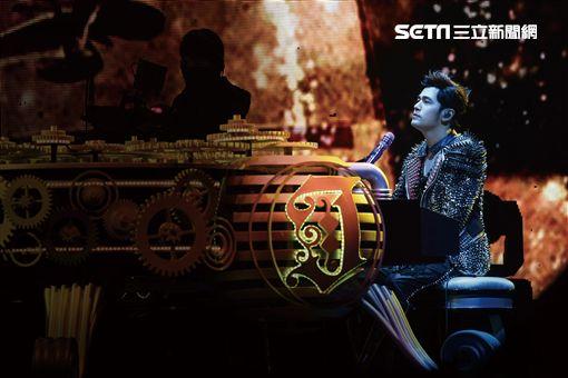 巡迴全球四大洲 周杰倫「地表最強」演唱會DVD/杰威爾提供