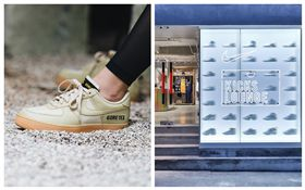 運動品牌NIKE KICKS LOUNGE EAST將於10月31日以全新面貌再現,打造東區潮流新據點。