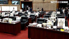 議會,韓國瑜,市長,落跑,請假,總預算