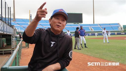 ▲中華隊總教練洪一中。(資料圖/記者王怡翔攝影)
