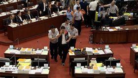 議會,韓國瑜,市長,審查預算,請假