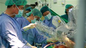 花蓮,慈濟醫院,心臟微創開心手術,4年,完成100例(圖/花蓮慈濟醫院提供)中央社