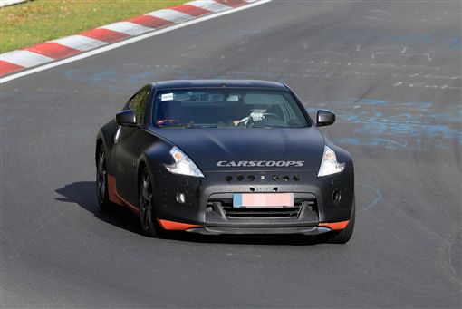 ▲Nissan 370Z(圖/翻攝carscoops)
