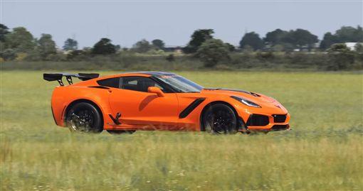 ▲Chevrolet Corvette ZR1 HPE1200(圖/翻攝網路)