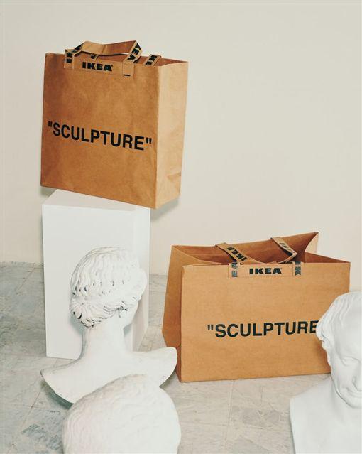 IKEAXOff-White系列。(圖/業者提供)