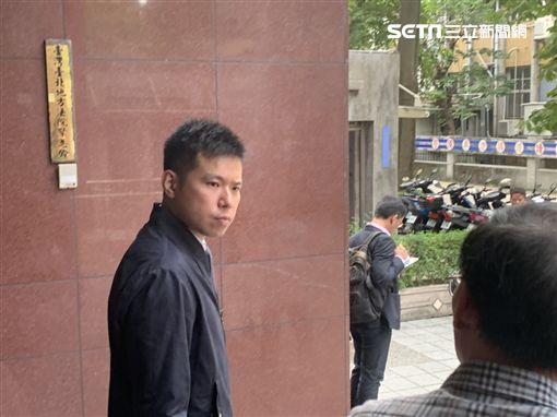 國安私菸案,國安局少校吳宗憲。(圖/記者楊佩琪攝)