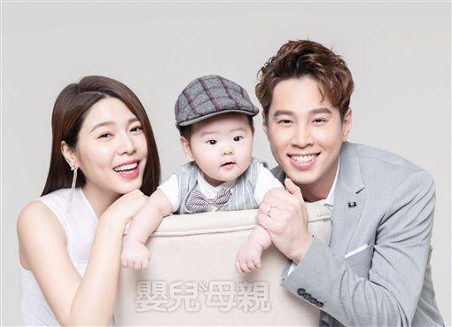 白家綺、吳東諺。(嬰兒與母親雜誌提供)