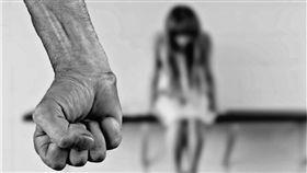暴力,家暴,虐待 圖/pixabay