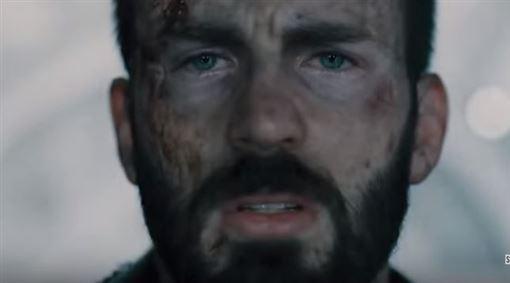 美國隊長不吃沙威瑪 影片截圖