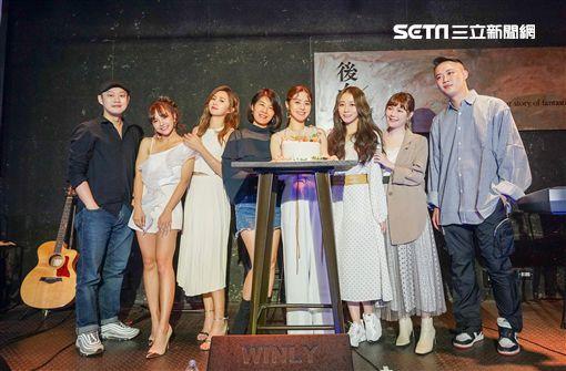張語噥U & Mi生日音樂會照片提供:上城娛樂嘉賓:簡廷芮、可青、凱希、篠崎泫