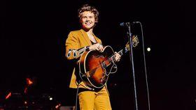 英國偶像男團「一世代(One Direction)」25歲成員哈利斯泰爾斯(Harry Styles)。IG