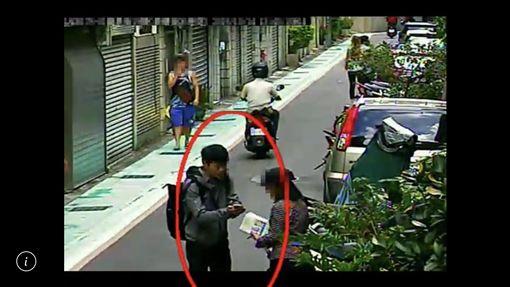 韓國籍男子自小在台灣長大,以為幫簽賭網站取款加入,沒想到卻是詐騙集團車手。(圖/翻攝畫面)
