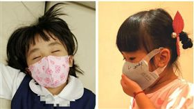 小孩戴口罩 咳嗽