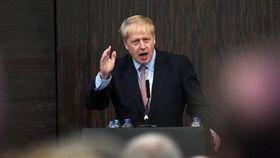 強生,保守黨,英最新民調 保守黨支持率贏工黨8個百分點(圖/翻攝自Boris Johnson臉書)
