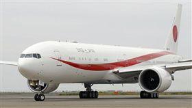波音777 圖/共同社