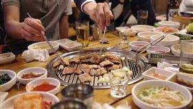 圖/翻攝自pixabay,聚餐,烤肉,晚餐,美食