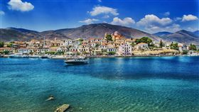 希臘,地中海,愛琴海(圖/翻攝自Pixabay)