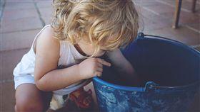 水桶。(圖/Pixabay)