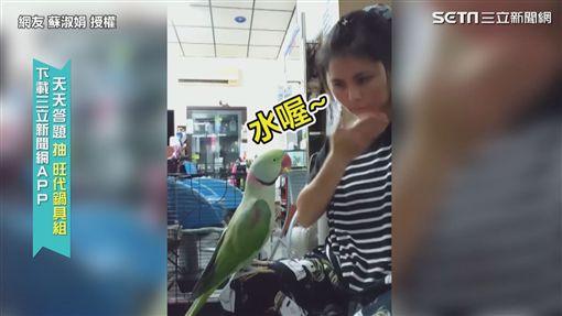 ▲波利會看手語說話。(圖/網友 蘇淑娟 授權)