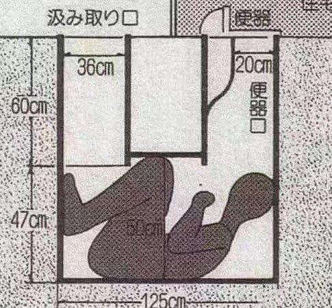 日本最詭異命案!男子卡死在女老師宿舍便池裡! ID-2223839