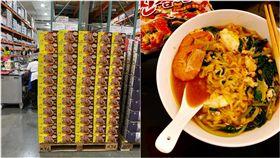 好市多,泡麵,拉麵,美食,金螃蟹(圖/翻攝自Costco好市多 商品經驗老實說