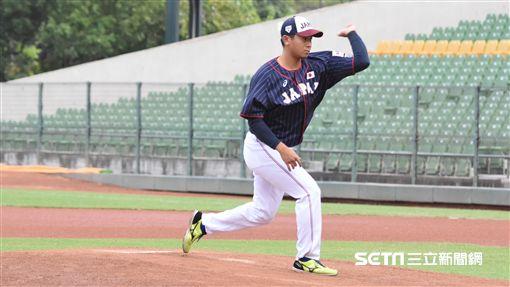 ▲12強日本隊今永昇太。